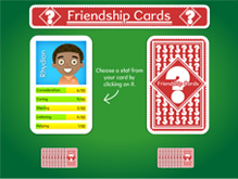 Preview of Game Friendship Cards